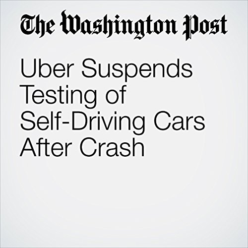 Uber Suspends Testing of Self-Driving Cars After Crash copertina