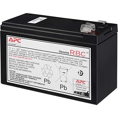 APC RBC17 Battery Cartridge Replacement
