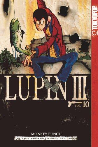 Lupin III Volume 10