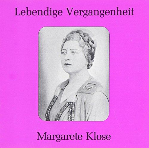 Lebendige Vergangenheit - Margarete Klose