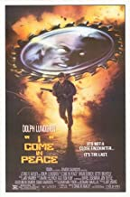 I Come in Peace Dark Angel Dolph Lundgren Original Single Sided Rolled 27x41 Movie Poster 1990