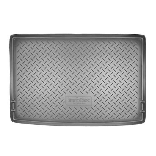 Sotra Auto Kofferraumschutz für den Škoda Yeti - Maßgeschneiderte antirutsch Kofferraumwanne für den sicheren Transport von Einkauf, Gepäck und Haustier