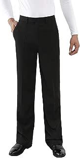 Hao Run Men Ballroom Latin Salsa Modern Dance Pants Smooth Competition Practice Trousers