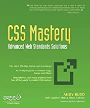 Best css mastery advanced web standards solutions Reviews