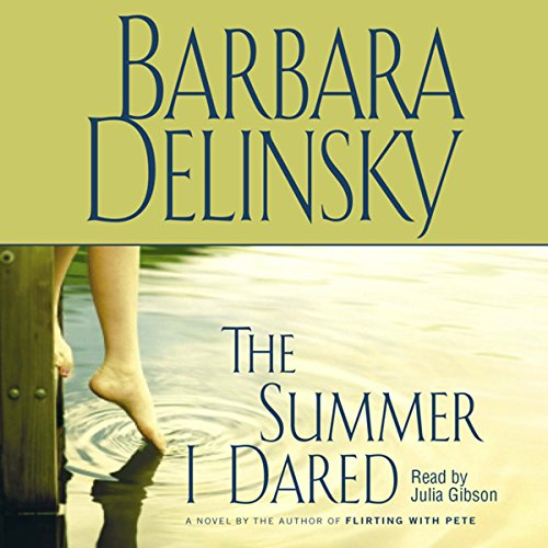 The Summer I Dared audiobook cover art