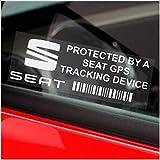 <span class='highlight'>Platinum</span> <span class='highlight'>Place</span> 5 x PPSEATGPS GPS Tracking Device Security WINDOW Stickers 87x30mm-Car,Van Alarm Tracker