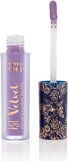 Bt Velvet 2X1 Primer e Sombra Liquida Lavender, Bruna Tavares