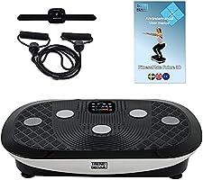 Fitnessplate Future 3D Vibrationsplatta för Vibrationsträning