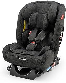 Cadeira Para Auto All-Stages Fix 2.0 Preto - BB324, Fisher-Price, Preto