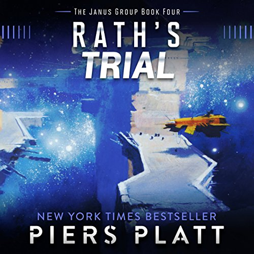 Rath's Trial audiobook cover art