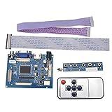Hilitand Tablero Controlador HDMI, HDMI + VGA + AV Tablero Controlador LCD AT070TN92 AT070TN90 AT070TN94 50Pin 800 * 480 Pantalla