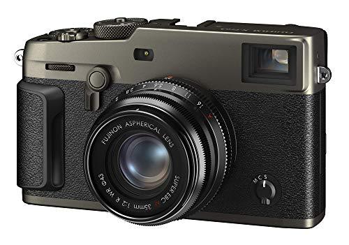 Fujifilm X-Pro3 Mirrorless Digital Camera - Dura Black (Body Only) (Renewed)