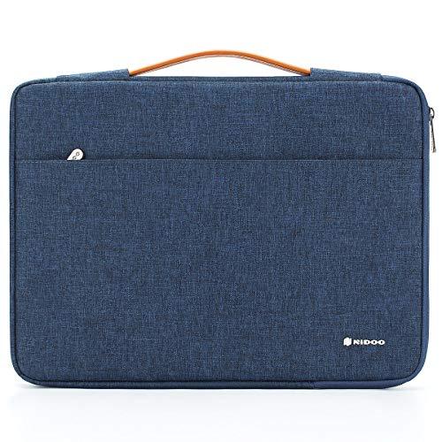 NIDOO 10 Zoll Aktentasche Laptop Tasche Handtasche Hülle Sleeve Notebook-Tasche für 10.2