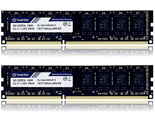 Timetec Hynix IC 16GB Kit (2x8GB) DDR3L...