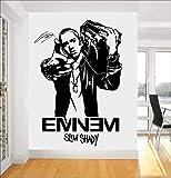 Modedesign Wandbild Eminem Rapper Rockmusik Star Sänger