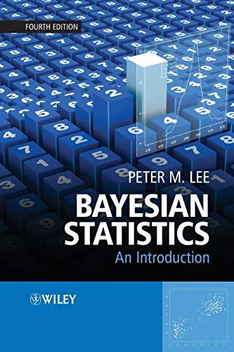 Bayesian Statistics: An Introduction [Lingua inglese]