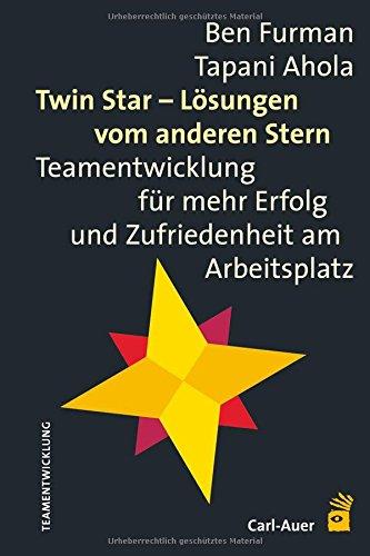 Twin Star - Lösungen von anderen Stern: Teamentwicklung für mehr Erfolg und Zufriedenheit am Arbeitsplatz
