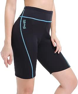 GoldFin Women's Wetsuit Shorts Pants, 2mm Neoprene Shorts...