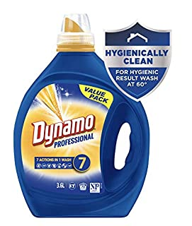 Dynamo Professional with 7 Actions in 1 Wash, Liquid Laundry Detergent, 3.6 Litres, 72 Washloads (B086XRG96Z) | Amazon price tracker / tracking, Amazon price history charts, Amazon price watches, Amazon price drop alerts