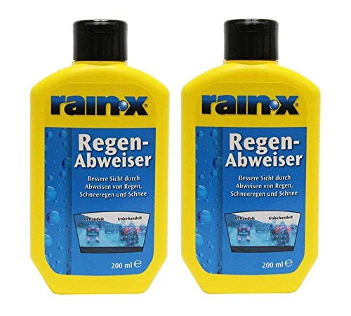 2222 -  2x Rain-X