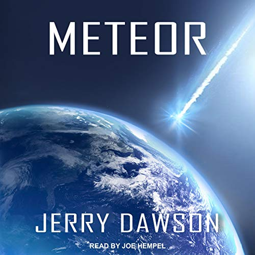 Meteor audiobook cover art