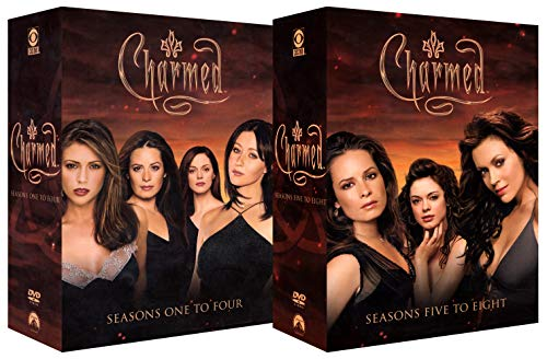 Charmed: The Complete Seasons 1-8