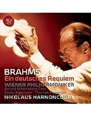 J. Brahms - Ein Deutsches Requiem