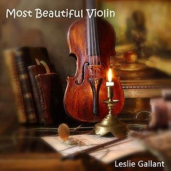 Most Beautiful Violin