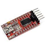 Yongse–FT232RL FTDI USB zu TTL Serial Adapter Modul für Arduino