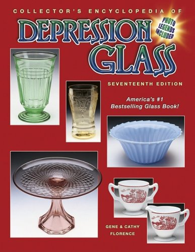 Depression Glass Pattern Guide - FREE PATTERNS
