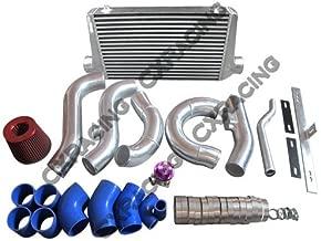 CXRacing Intercooler Radiator Pipe Turbo Intake Kit For Lexus GS300 2JZ-GTE
