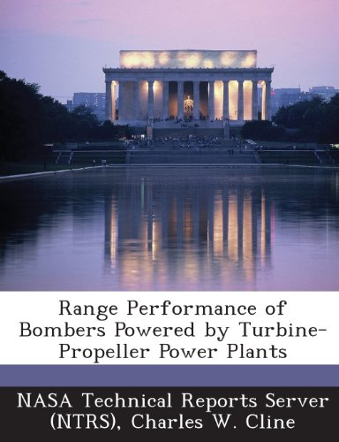 Range Performance of Bombers Powered by Turbine-Propeller Power Plants