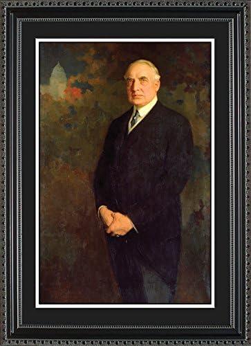 Harding U.S President Warren G USA Portrait 8 x 10 Photo Picture Photograph