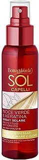 Bottega Verde, Sol Capelli - Noce verde e Keratina - Spray solare - protettivo anti-crespo - con olio di Noce verde e Kera...