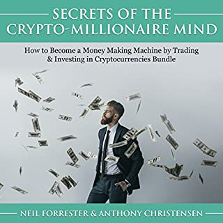 Secrets of the Crypto-Millionaire Mind audiobook cover art