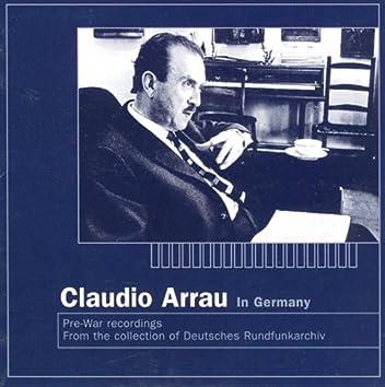 Chopin / Beethoven / Mozart / Haydn / Liszt: Piano Works (Arrau) (1929, 1937-1939)