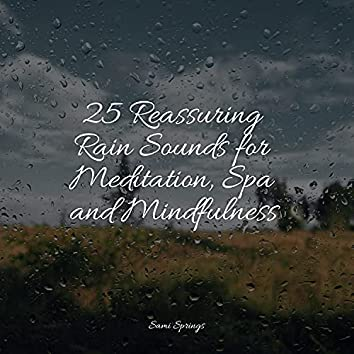 25 Reassuring Rain Sounds for Meditation, Spa and Mindfulness