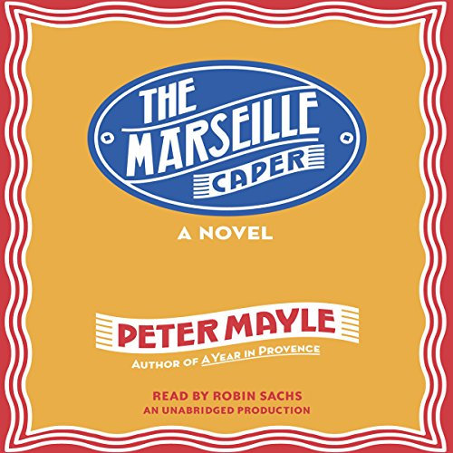 The Marseille Caper audiobook cover art