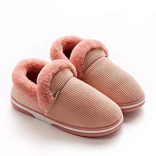 ELEAMO Zapatillas Interiores Antideslizantes, Pantuflas De Viscoelástica para Mujer, Zapatos De Confinamiento...