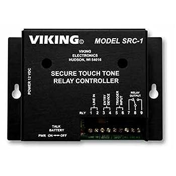 Viking Electronics SRC-1 Secure Remote DTMF Controller