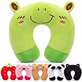 Children's Travel Pillow, Plush U-Shaped Neck Pillow to Protect The Neck, Cervical vertebrae
