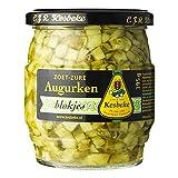 Kesbeke cubos Augurken Blokjes Zoetzuur pepinillo agridulce Pickles 395G