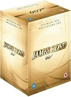 James Bond 007 - Ultimate DVD Collection Set (B000I8OCFI)   Amazon price tracker / tracking, Amazon price history charts, Amazon price watches, Amazon price drop alerts