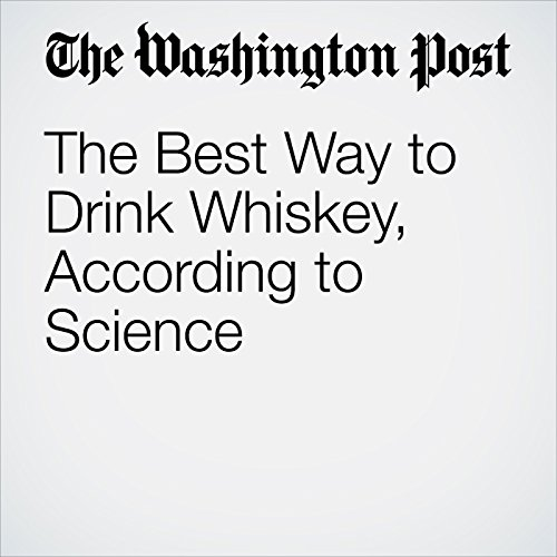The Best Way to Drink Whiskey, According to Science copertina