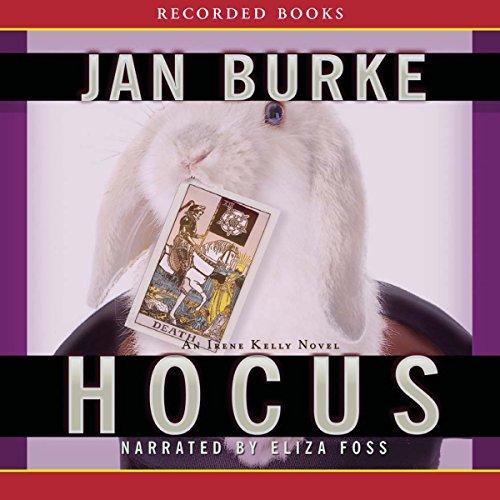 Hocus audiobook cover art