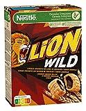 Cereales Nestlé Lion Wild - 1 paquete de 410 g