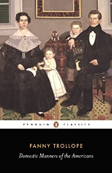 Domestic Manners of the Americans  Chronicles of Barsetshire