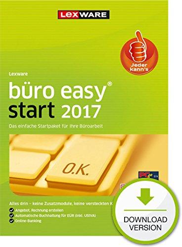 Lexware büro easy start 2017 - Start [PC Download]