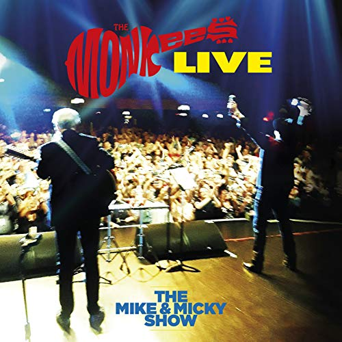 Album Art for The Mike And Micky Show Live by The Monkees