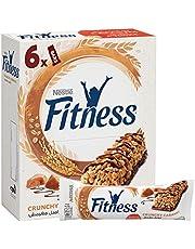 Nestle Fitness Caramel Cereal bar 25g (6 Bars)